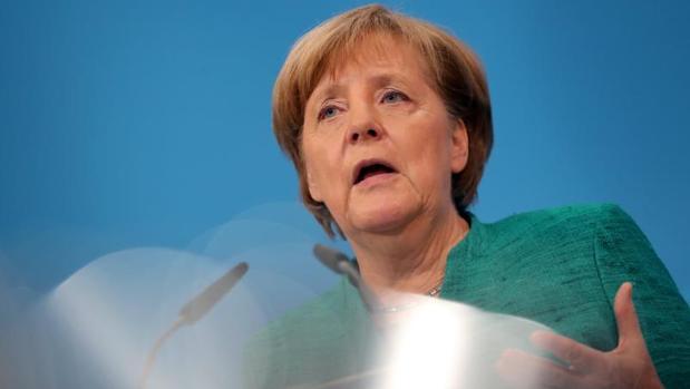 Merkel incluye a sus rivales más conservadores en el futuro Gobierno