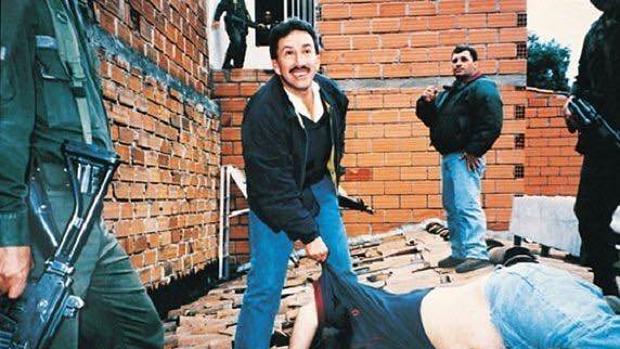 La vida de Netflix de Hugo Aguilar: de cazar a Pablo Escobar a ir la cárcel por corrupción
