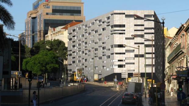 El edificio de la discordia? en Lisboa
