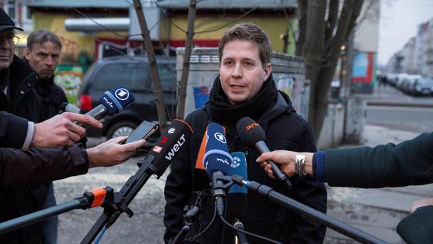 Alemania contiene la respiración durante el recuento tras el voto de las bases del SPD