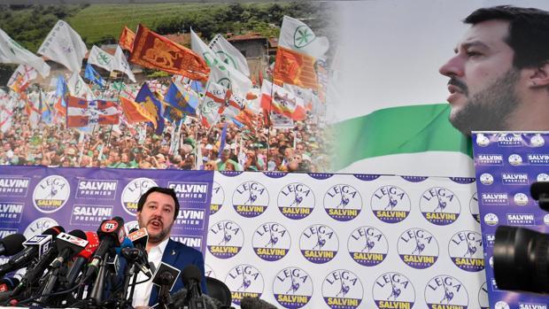 El líder de la Liga Norte reclama el Gobierno para el centroderecha