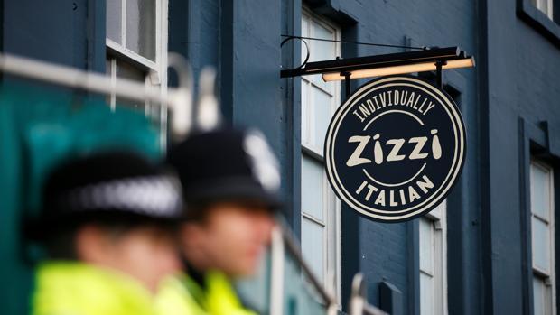 Detectan en una pizzería el agente nervioso que mató al espía ruso