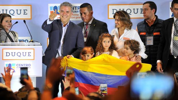 Colombia da un cambio a su Congreso y dibuja el futuro de las presidenciales