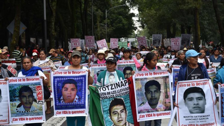 Detienen a «La Rana», sospechoso clave en la desaparición de los 43 estudiantes de Ayotzinapa