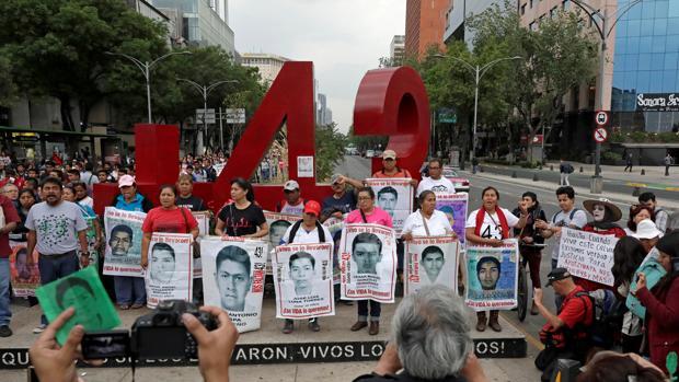 La ONU señala al menos 34 casos de tortura en la investigación de Ayotzinapa