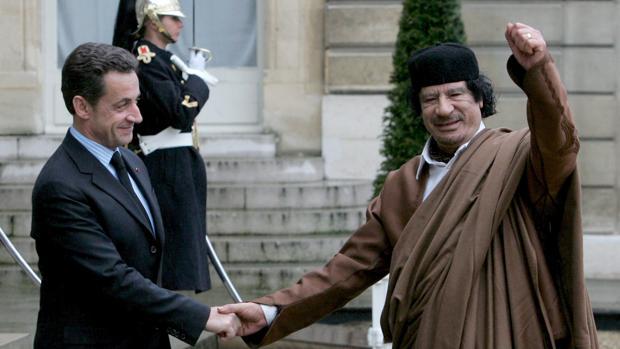 Hemeroteca: Ziad Takieddine y Alexandre Djouhri, intermediarios en los más oscuros negocios de Francia con Gadafi   Autor del artículo: Finanzas.com