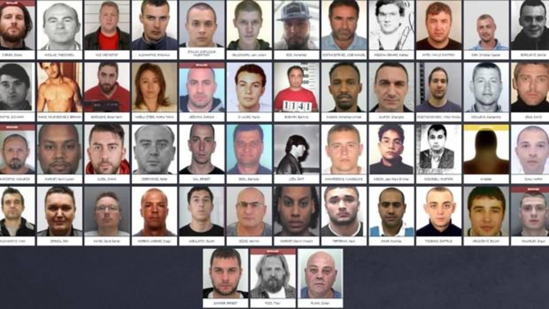 Estos son los tres espa oles de la lista de los 52 criminales m s buscados de europa - Libros antiguos mas buscados ...
