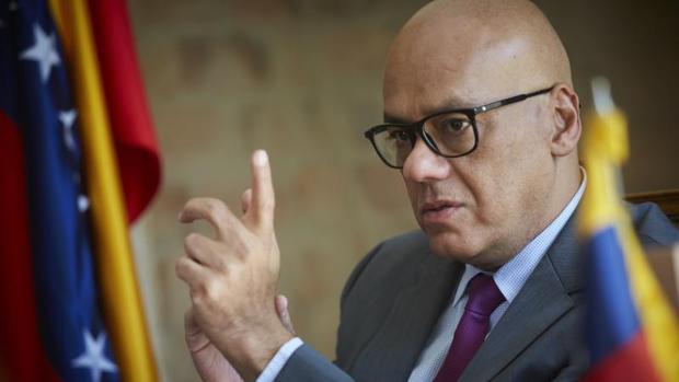 Jorge Rodríguez: «Oficiales conspiraron con la derecha en Venezuela»