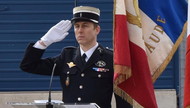 El teniente coronel Arnaud