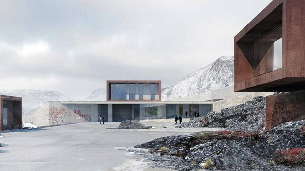 Así es la prisión de Ny Anstalt, la más lujosa del mundo