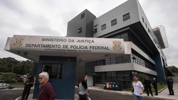 Así es la cárcel de Lula: con baño privado y agua caliente