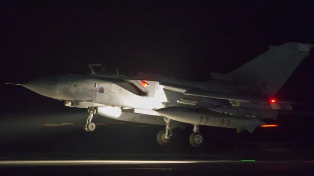Un Tornado británcio