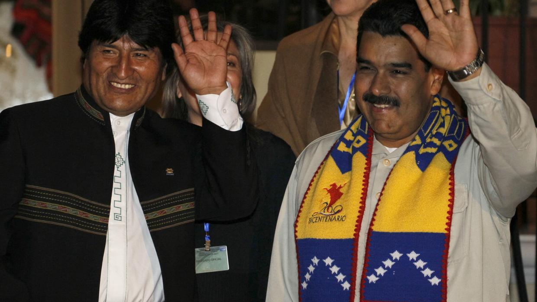 Después de Maduro, Evo Morales viaja a Cuba para rendir honores al nuevo presidente
