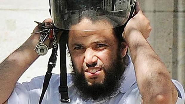 El exguardaespaldas de Bin Laden, Sami A.