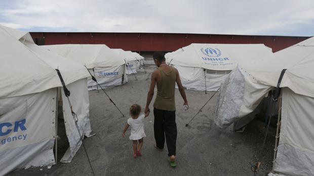 Refugio de Acnur en Brasil, uno de los destinos del éxodo de venezolanos