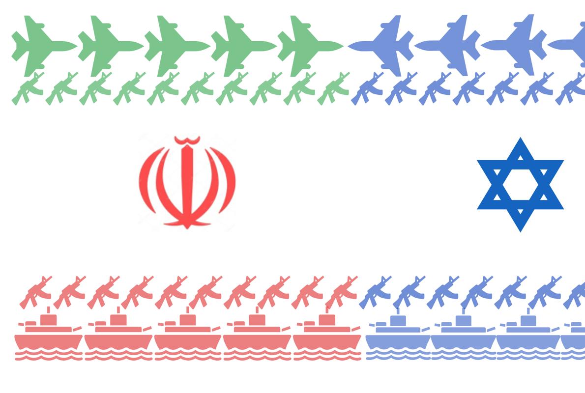 Israel vs Irán: así es el arsenal armamentístico de estas dos ...