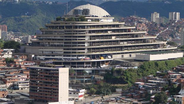 El Helicoide, sede de los servicios secretos bolivarianos