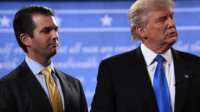 El Senado desvela detalles de la reunión entre el hijo de Trump y la abogada rusa