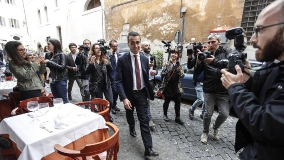 El M5E y la Liga han alcanzado un acuerdo final sobre el programa de gobierno en Italia, según Reuters