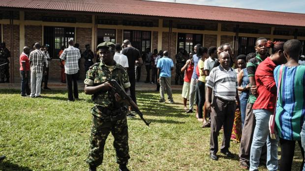 Al menos 15 muertos durante la celebración de un referéndum en Burundi