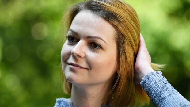 Yulia Skripal, la hija del exespía envenenado