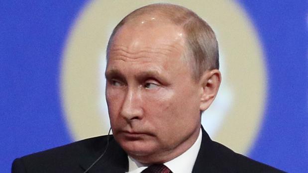 El presidente Putin en el Foro Económico de San Petersburgo