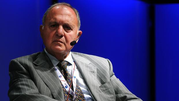 Paolo Savona, propuesto como ministro de Economía en Italia