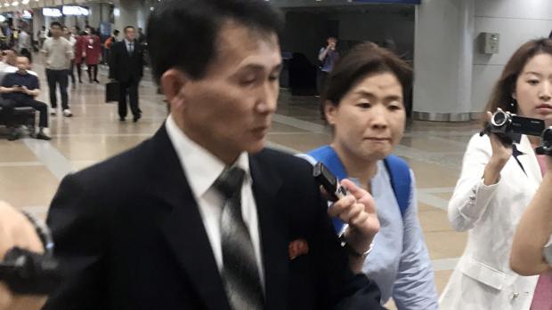 El jefe del espionaje norcoreano, camino de EE.UU. para preparar la cumbre entre Trump y Kim Jong-un