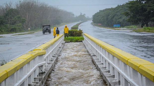 La tormenta Alberto causa cuatro muertos en Cuba