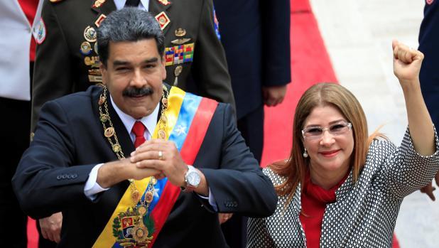 Canadá impone sanciones a la mujer de Maduro y otros trece cargos del régimen de Venezuela