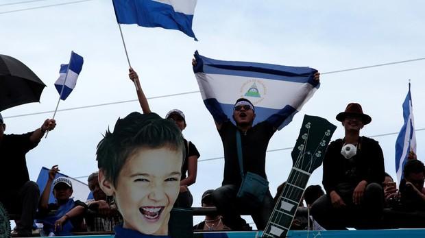 Al menos cinco muertos durante las protestas en Nicaragua