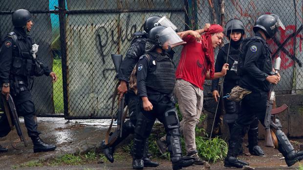 La ONU exhorta a Nicaragua permitirle la entrada al país para investigar denuncias de violencia