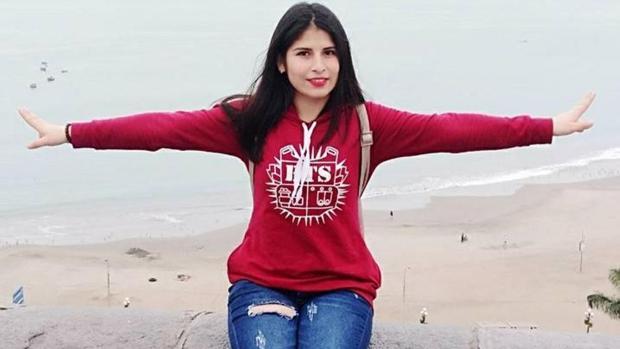 Muere Eyvi Ágreda, la joven que fue quemada por su acosador en un autobús de Lima