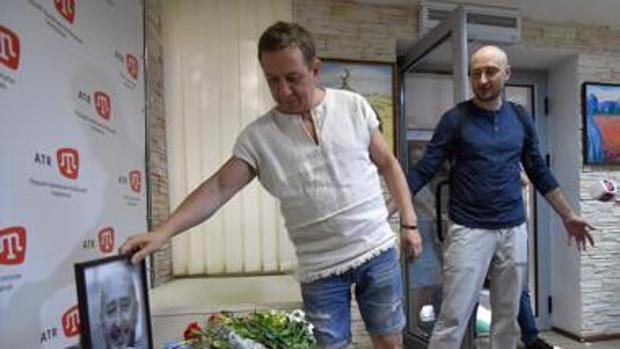Un muerto demasiado vivo, el extraño «caso Bábchenko»