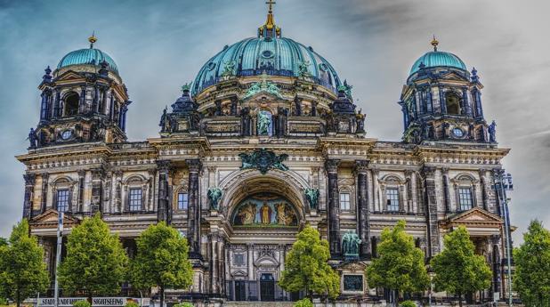Tiroteo en el interior de la Catedral de Berlín