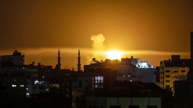 Israel bombardea 15 objetivos de Hamás en el norte de Gaza durante las últimas horas