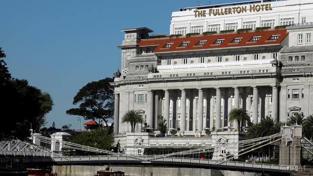 Kim Jong-un exige una suite de lujo en Singapur, que cuesta 6.000 dólares la noche