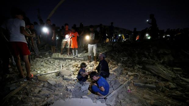 Al menos 14 muertos y 90 heridos en una explosión en el bastión de Al Sadr en Bagdad