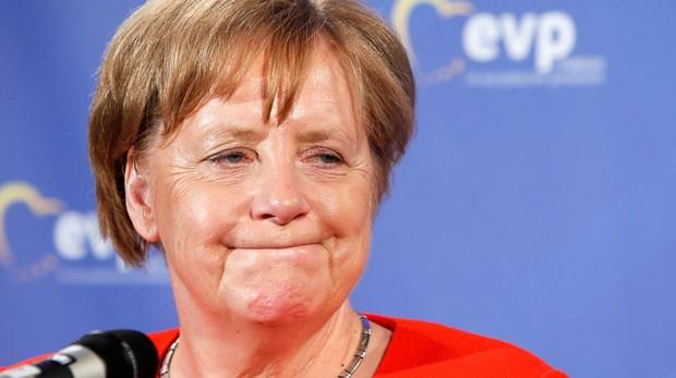 Merkel gana el «Pasapalabra» parlamentario