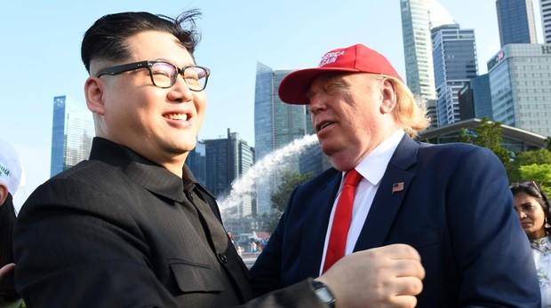 Trump recibirá a Kim Jong-un en la Casa Blanca si la cumbre «va bien»