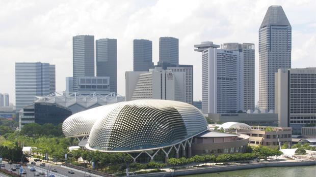 Singapur, eficiencia organizativa y control político