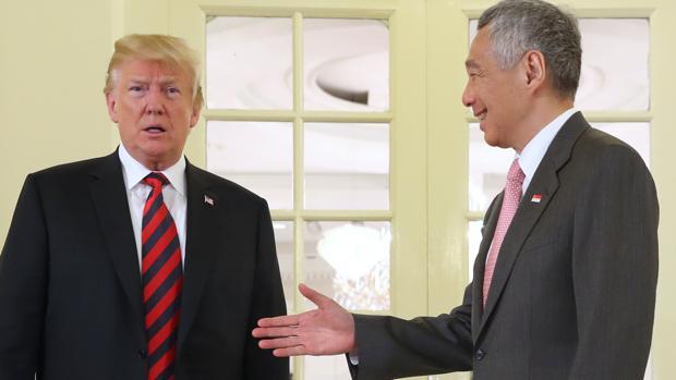 EE.UU. y Corea del Norte ultiman los detalles de la cumbre Trump-Kim de mañana en Singapur