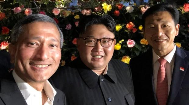 El circo de la cumbre: «selfies», cócteles y Denis Rodman llorando
