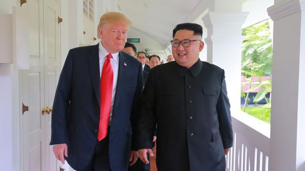 Kim Jong-un acepta la invitación de Trump para visitar EEUU, según medios norcoreanos