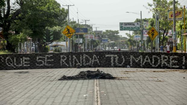 Nicaragua secunda masivamente la huelga general contra Daniel Ortega