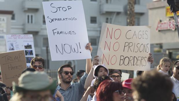 Trump se niega a firmar una ley migratoria moderada