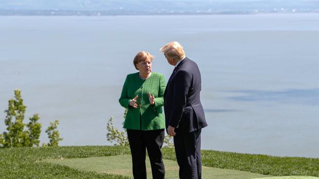 Alemania, motor de la UE, será la más afectada por los aranceles de Trump