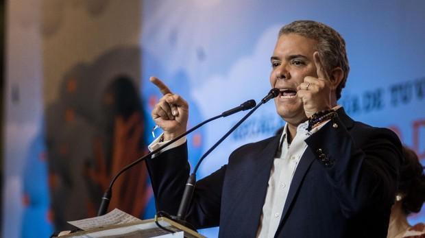 Iván Duque: «No voy a gobernar con odios»