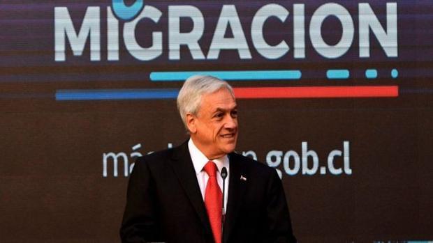 Chile, el país americano con mayor aumento de inmigrantes