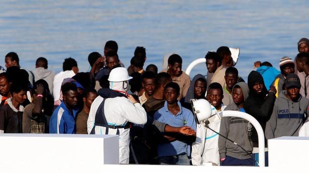 El «sonoro fracaso» de la UE en la reubicación de refugiados